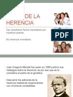 2 .Leyes de La Herencia
