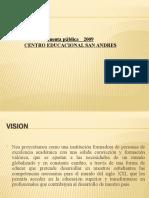 CUENTA PÚBLICA 2010 (III)