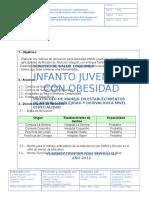 Protocolo Infanto Juvenil Obesidad