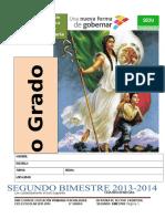 6-_ Grado Segundo Bimestre 2013-2014
