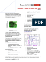 SparkFun 6DOF Atomic IMU Sensor