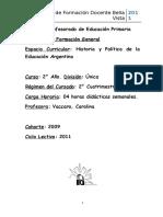 Programa Ed. Primaria