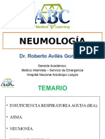 Semana 1 - Neumología