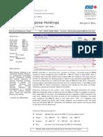 Multi-Purpose Holdings Berhad