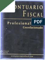 Codigo Fiscal de La Federacion