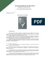 Biografia Raul Vieira de Carvalho