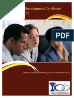 ODCP Brochure