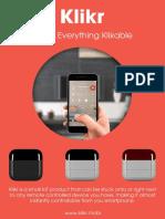 Klikr Brochure_front NEW