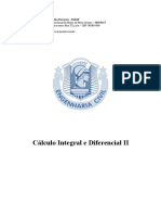 Apostila Cálculo II 2016