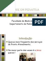 Febre Na Pediatria