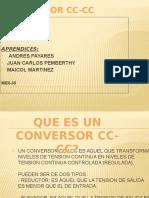 Conversor Cc Cc