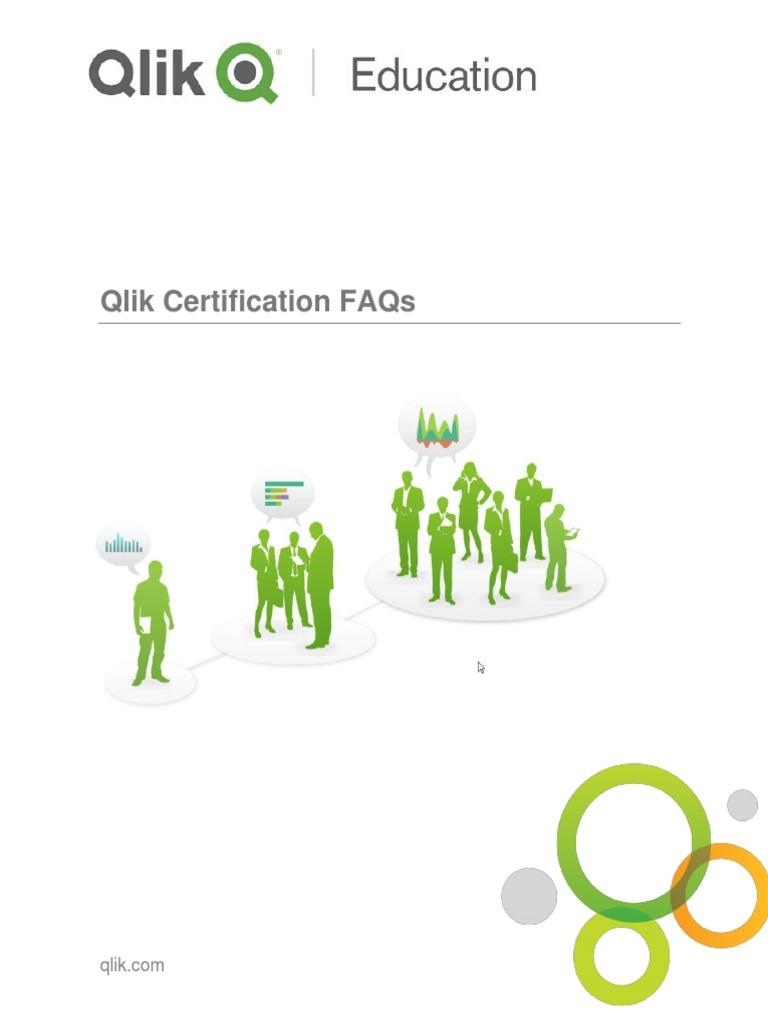 Qv11 Certification Program Faqs V11 Multiple Choice Test