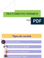 TRATAMIENTO TERMICO Cárnicos