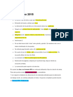 Normas APA 2015