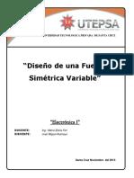 Docfoc.com-Informe Electronica I FUENTE SIMETRICA.pdf