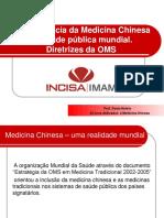 01 a Importância Da Medicina Chinesa Na Saúde Pública Mundial - Prof. Paulo Noleto.