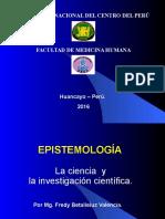 1a_EPISTEMOLOGÍA DE LA  BIOLOGÍA (+trabajado).ppt