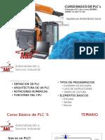CURSO BASICO DE PLC´S Orientado a S7-200 y S7-300