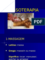 Massoterapia Novo