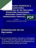 Clase 1 Acuerdos Ambientales y Comerciales Internacionales