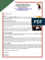Newsletter 29-04-16