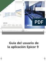 Manual Epicor 9 Español