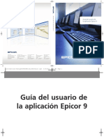 Manual Epicor 9 Español