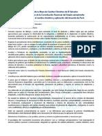 Propuesta de la Mesa de Cambio Climático de El Salvador para la preparación de la Contribución Nacional del Estado salvadoreño como acción ante el cambio climático y aplicación del Acuerdo de París