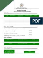 11. Formulario PIR - Inscripcion Alumnos