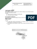 101 Mecánica de Banco Semana 2 - T.E.