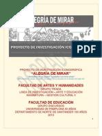 ALEGRÍA DE MIRAR(Updated 09-05-10)