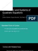 9 4 rotation and systems of quadratic equations