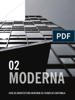 Arquitectura moderna en Guatemala