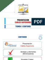 Presentacion Cables Superiores 5 Sentidos