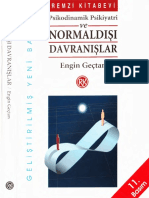 Engin Geçtan - Psikodinamik Pisikiyatri ve Normaldışı Davranışlar - Remzi Kitabevi-1995.pdf