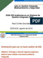 Auditoria Sgi Ceducn Dgn 228-28 2015_ago