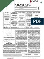 Cuerpos Legales - Ley Nº20.551 - Cierre Faenas Mineras