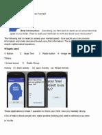 Mind power Mobile application