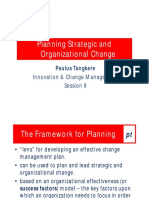 ICM 9. Planning Strategic and Organizational Change.ppt