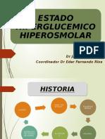 SINDROME HIPERGLUCEMICO HIPEROSMOLAR