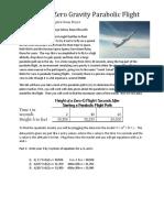 zeroparabolicflightassignment1690