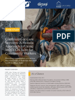 Care India Motech Case Study