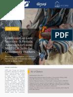 Care India Motech Case Study