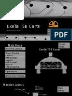 exelis tsb carts