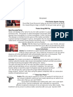 storyboard infomercial pdf