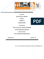 4ta Unidad Legislacion Laboral