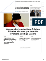 Leonardo Fariña Le Recomiendo a Lázaro Báez Que Hable