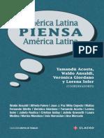America Latina Piensa America Latina