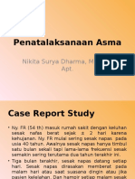 Farmakoterapi I - Asma