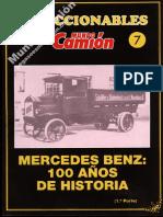 Historia de Mercedes Benz